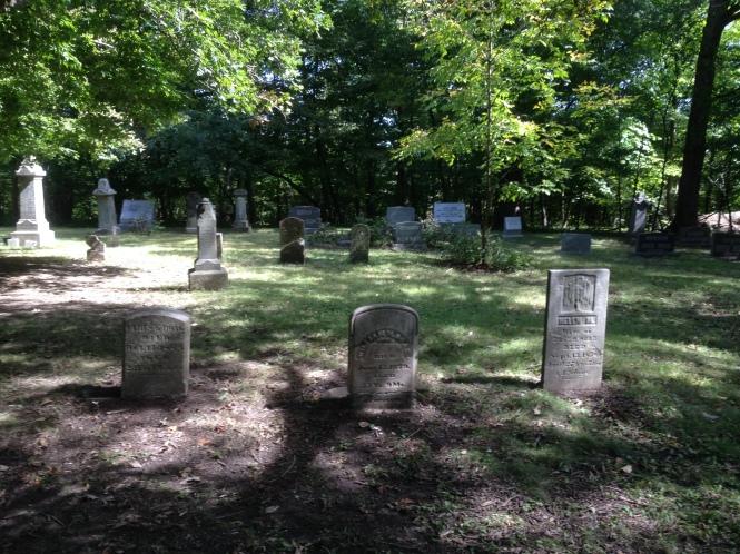 The Dayton Cemetery