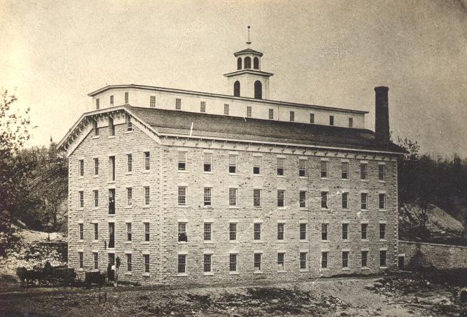 Dayton Woolen Mill