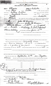Breese, John H - death date