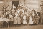 students & teachers 1895