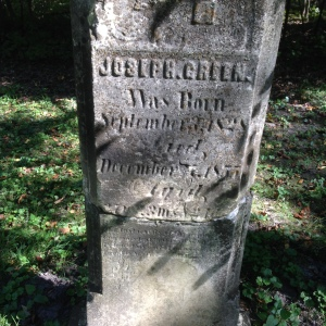 green-joseph-tombstone