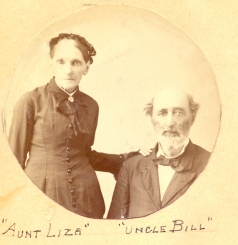 Eliza and Wm Dunavan