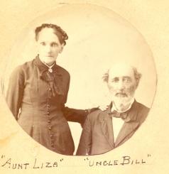 Eliza and Wm Dunavan