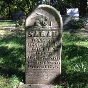 green-sarah-tombstone