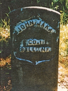 photo of Jaka, John - tombstone