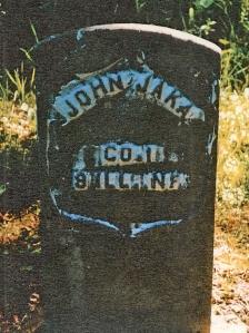 photo of Jaka, John - tombstone