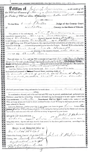 Makinson, George - death date