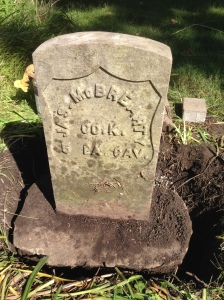 James McBrearty tombstone