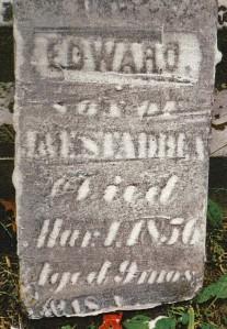 photo of Stadden, Edward - tombstone