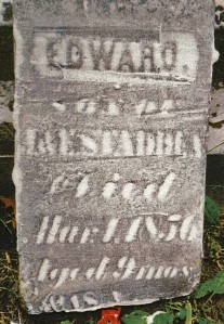 photo of Stadden, Edward - tombstone