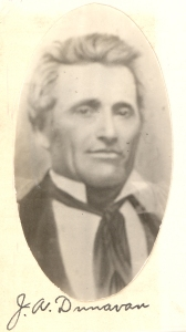 Joseph Albert  Dunavan