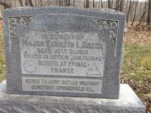 Kenneth L Green, marker