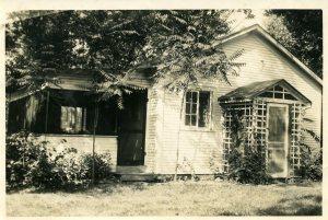 Walter Brown cottage - Dayton