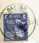 Dayton postmark