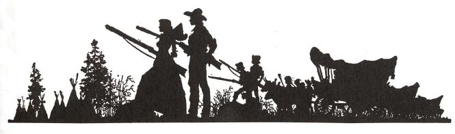 Family and wagon