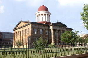 Springfield, Illinois, Old State Capitol