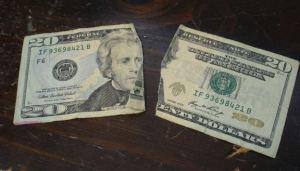 torn bill