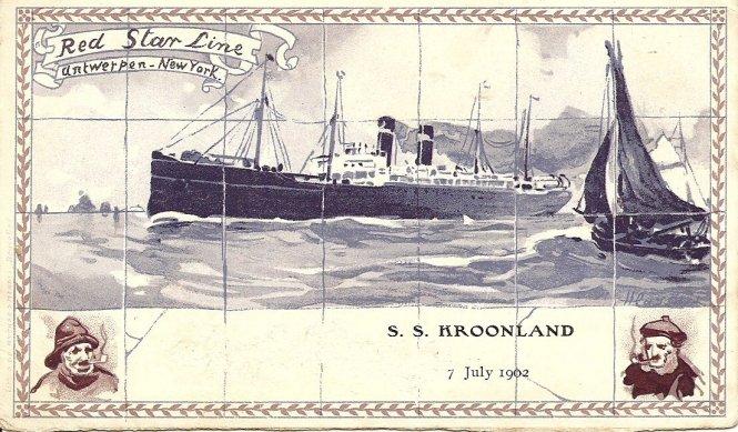 S S Kroonland