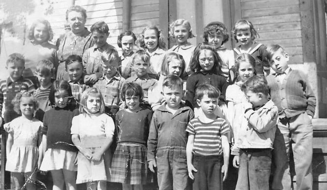 Dayton School 1945-46