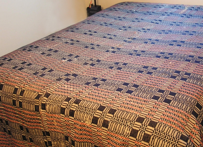 Blanket from Dayton Woolen Mill
