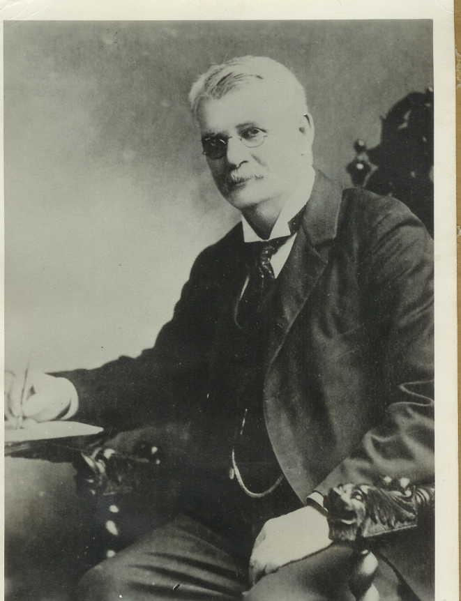 Albert F. Dunavan