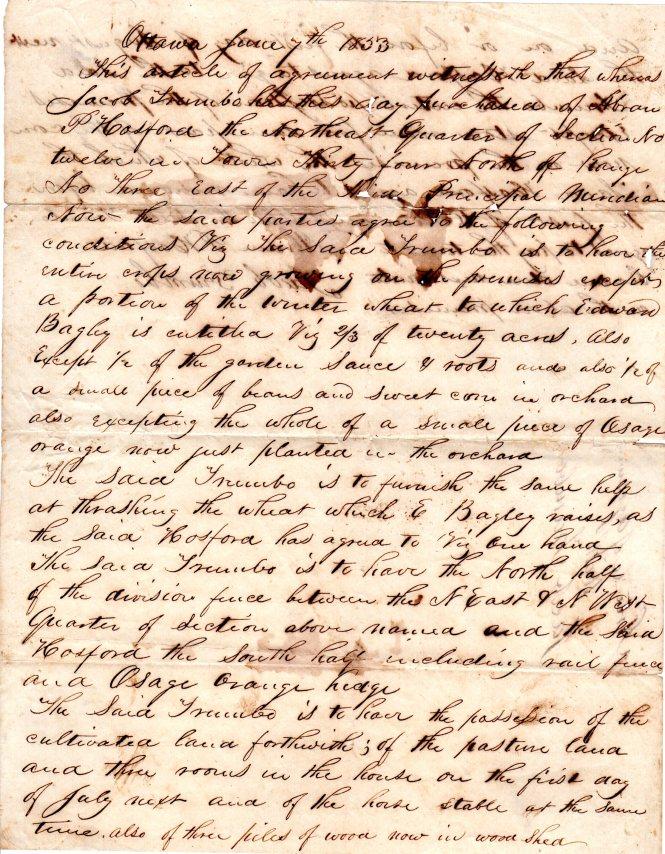 Trumbo-Hosford Agreement