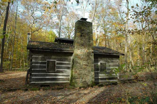Stadden cabin